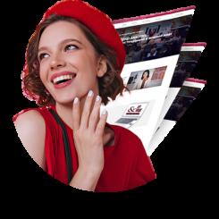 Разработка продающего сайта для видео-портала института